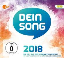 Dein Song 2018, CD