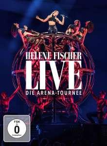 Helene Fischer Live: Die Arena-Tournee, DVD