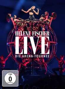 Helene Fischer: Helene Fischer Live: Die Arena-Tournee (Limited-Fan-Edition), 2 CDs