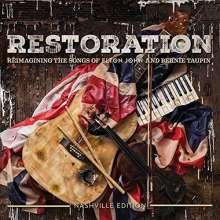 Restoration: Reimagining The Songs Of Elton John & Bernie Taupin, CD
