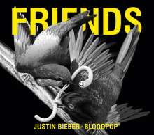 Justin Bieber & Bloodpop: Friends (2-Track), Maxi-CD