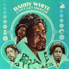 Barry White: Can't Get Enough (Vinyl), LP