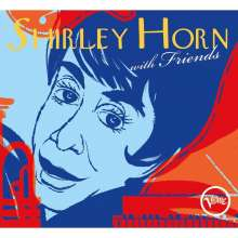 Shirley Horn (1934-2005): With Friends, 2 CDs
