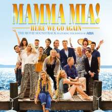 Filmmusik: Mamma Mia! Here We Go Again, CD