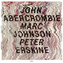 John Abercrombie, Marc Johnson & Peter Erskine: John Abercrombie / Marc Johnson / Peter Erskine (Touchstones) Live 1988, CD