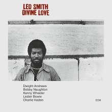 Wadada Leo Smith (geb. 1941): Divine Love (Touchstones), CD