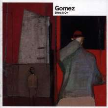 Gomez: Bring It On (Re-Release), CD