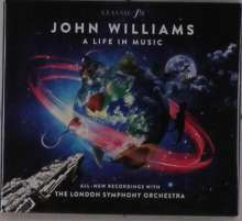 Filmmusik: John Williams: A Life In Music, CD