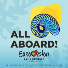 Eurovision Song Contest: Lisbon 2018, 2 CDs