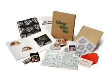 Paul McCartney (geb. 1942): Wild Life (Limited-Numbered-Super-Deluxe-Edition), 3 CDs