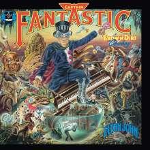Elton John: Captain Fantastic And The Brown Dirt Cowboy (remastered) (180g), LP