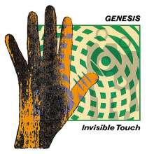 Genesis: Invisible Touch (2018 Reissue), LP
