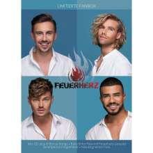 Feuerherz: Feuerherz (Limitierte-Fanbox), 1 CD und 1 Merchandise