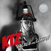 K.I.Z.: Urlaub fürs Gehirn (180g) (Limited-Edition) (Grey Vinyl), 2 LPs