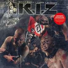 K.I.Z.: Sexismus gegen Rechts (180g) (Limited-Edition) (Red Vinyl), 2 LPs