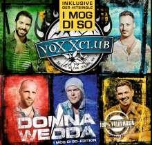 voXXclub: Donnawedda (I mog di so-Edition), CD