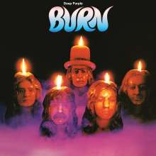 Deep Purple: Burn (Limited Edition) (Purple Vinyl), LP