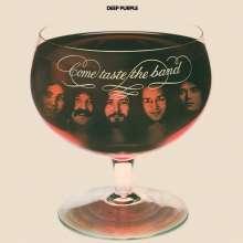 Deep Purple: Come Taste The Band (Limited-Edition) (Purple Vinyl), LP