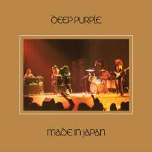 Deep Purple: Made In Japan (Limited-Edition) (Purple Vinyl), 2 LPs