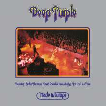 Deep Purple: Made In Europe (Limited-Edition) (Purple Vinyl), LP