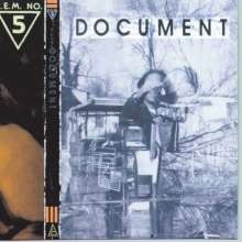 R.E.M.: Document (Limited-Edition), LP