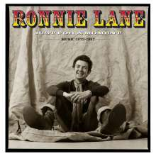 Ronnie Lane: Just For A Moment (Music 1973 - 1997) (Limited-Edition-Boxset), 6 CDs