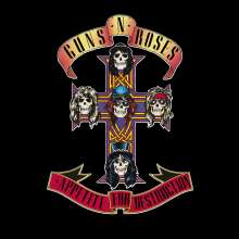 Guns N' Roses: Appetite For Destruction (Explicit) (Re-Release 2018), CD