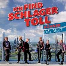 Höhner: Ich find Schlager toll - Das Beste, CD