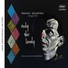 Frank Sinatra (1915-1998): Sings For Only The Lonely (60th Anniversary Deluxe Edition), 2 CDs