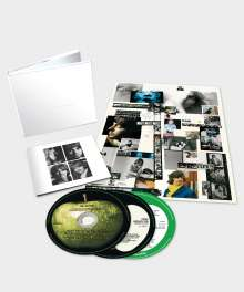 The Beatles: The Beatles (White Album) (Limited-Deluxe-Edition), 3 CDs
