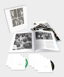 The Beatles: The Beatles (White Album) (Limited-Numbered-Super-Deluxe-Edition), 6 CDs