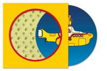 The Beatles: Yellow Submarine (Limited-Edition) (Picture Disc), Single 7""