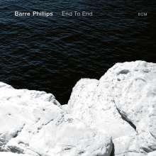 Barre Phillips (geb. 1934): End To End, LP