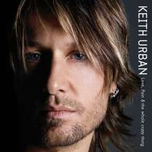Keith Urban: Love, Pain & The Whole Crazy Thing, 2 LPs