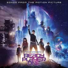 Filmmusik: Ready Player One: Songs From The Motion Picture, CD