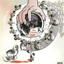 DJ Shadow: The Private Press, 2 LPs