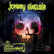 Johnny Sinclair 02 - Beruf: Geisterjäger (Teil 2 von 3), CD