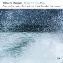 Wolfgang Muthspiel (geb. 1965): Where The River Goes, LP