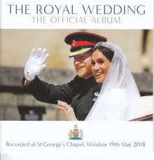 The Royal Wedding - The Official Album, CD