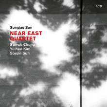 Sungjae Son: Near East Quartet, CD