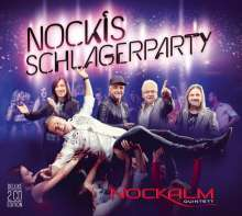 Nockalm Quintett: Nockis Schlagerparty (Deluxe-Edition), 2 CDs