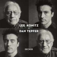 Lee Konitz & Dan Tepfer: Decade, CD