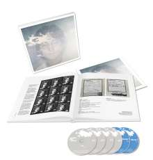 John Lennon (1940-1980): Imagine - The Ultimate Collection (Limited-Super-Deluxe-Edition), 4 CDs