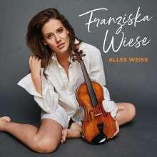 Franziska Wiese: Alles Weiß, CD