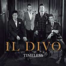 Il Divo: Timeless, CD