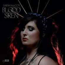 Sarah McCoy: Blood Siren, CD