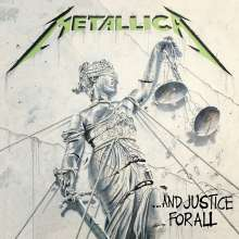 Metallica: ...And Justice For All, CD