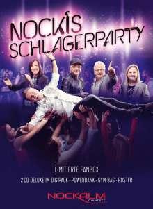 Nockalm Quintett: Nockis Schlagerparty (Limitierte-Fanbox), 2 CDs