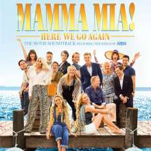 Filmmusik: Mamma Mia! Here We Go Again (O.S.T.), 2 LPs