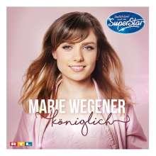 Marie Wegener: Königlich (2-Track), Maxi-CD